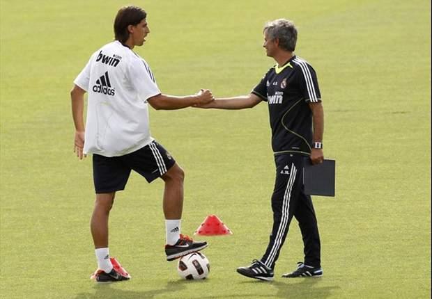 """Sami Khedira: """"Mourinho hat mich zum Strategen gemacht"""""""