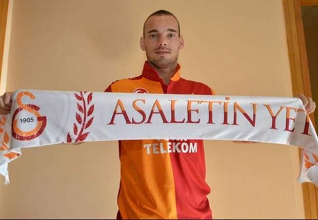 Sneijder, buona la prima col Galatasaray: esordio senza goal ma con vittoria nel derby contro il Besiktas