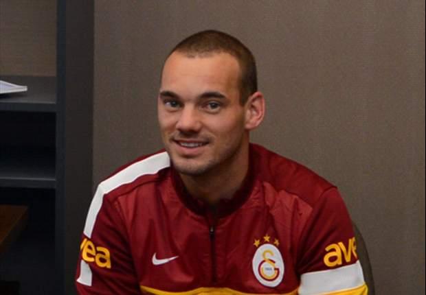 Wesley Sneijder: Jose Mourinho Sarankan Saya Ke Turki