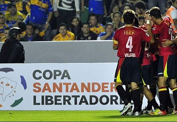 Juegos del Recuerdo: Tigres 2-2 Unión Española, la última vergüenza libertadora
