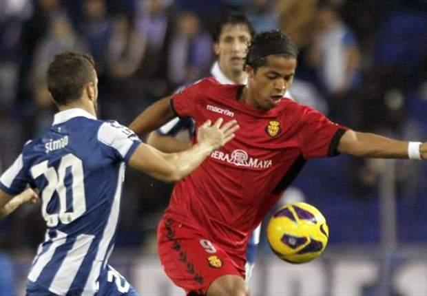 Giovani dos Santos preocupado por el Mallorca