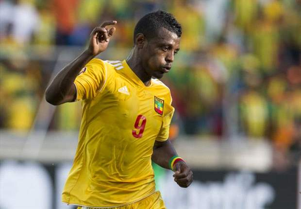 Getaneh Kebede will play no part versus Nigeria
