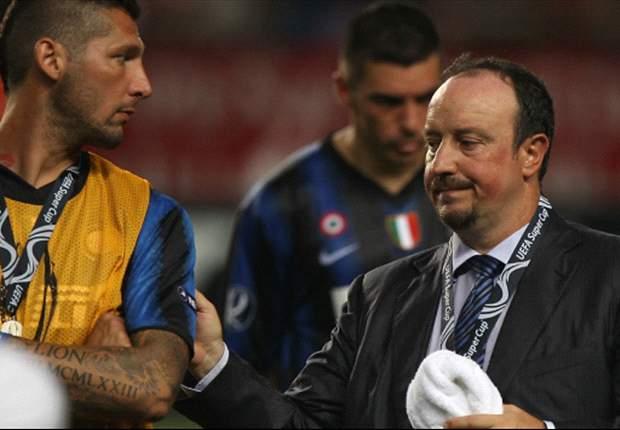 'Perang' Marco Materazzi & Rafa Benitez Berlanjut