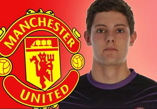 Selangkah Lagi, Manchester United Gaet Dean Santangelo