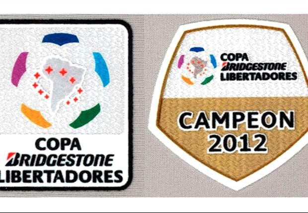 Los parches de la Copa Libertadores