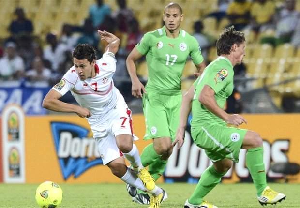 """Copa África: Túnez gana """"in extremis"""" a Argelia"""