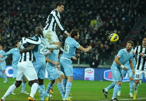 Juventus 1 x 1 Lazio: Mauri marca no final do jogo e garante empate