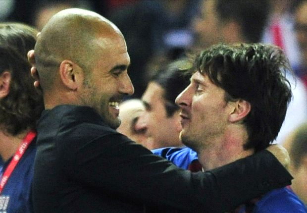 RUMOURS: Guardiola to lure Messi to Man City