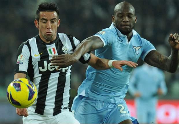 Lazio Tahan Imbang Juventus Di Semi-Final Leg Pertama Coppa Italia