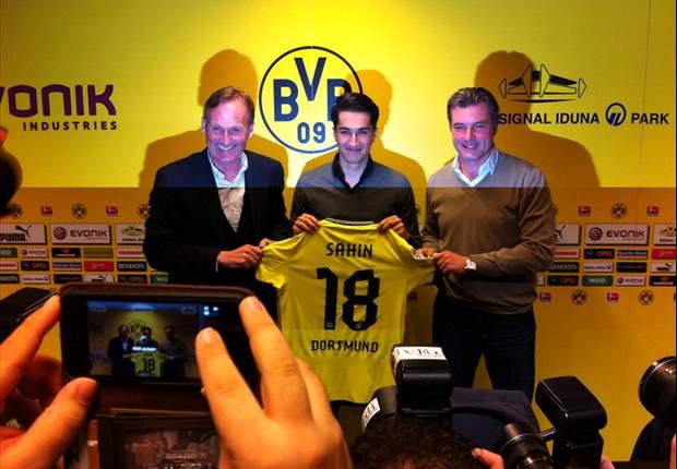 Borussia Dortmund: Nuri Sahin gibt Bekenntnis ab