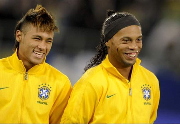 Neymar: England not one of Brazil's World Cup rivals