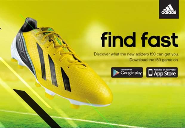 Find Fast alongside Lionel Messi in the new adizero boot
