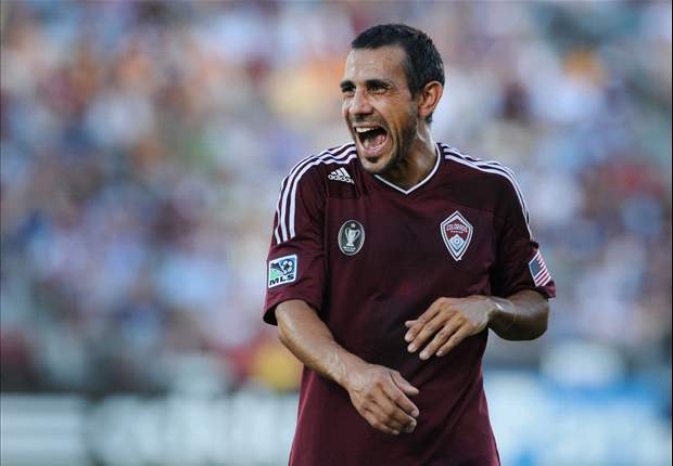 Los Angeles Galaxy acquire Colorado Rapids veteran Pablo Mastroeni