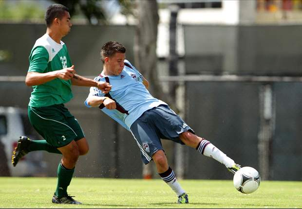 Colorado Rapids want homegrown signing Dillon Serna to earn 'meaningful minutes'