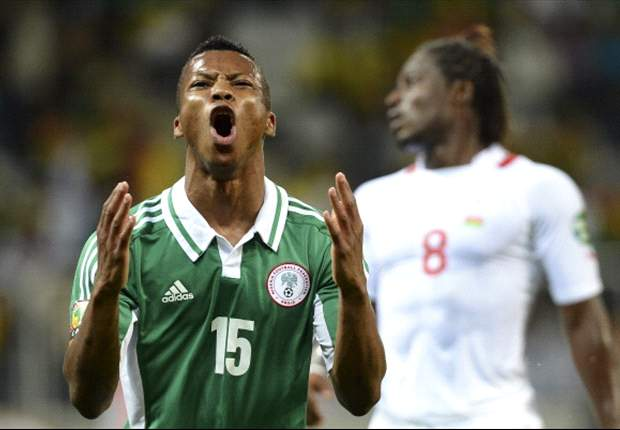 TEAM NEWS: Ike Uche and Efe Ambrose to start for Nigeria against Ethiopia, Musa dropped