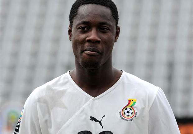 Ghana and Elche striker Richmond Boakye Yiadom