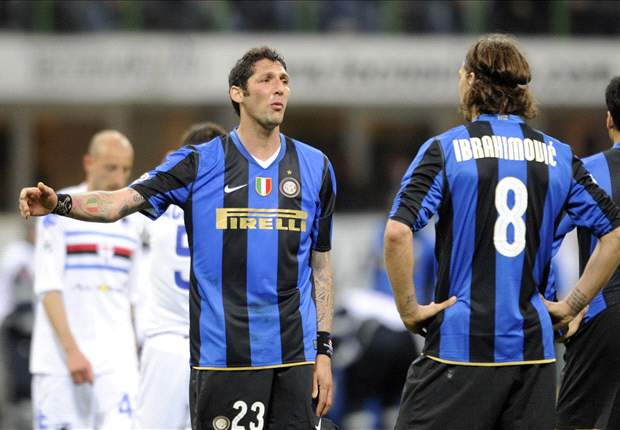 Materazzi fears for Ibrahimovic if Mourinho joins Paris Saint-Germain