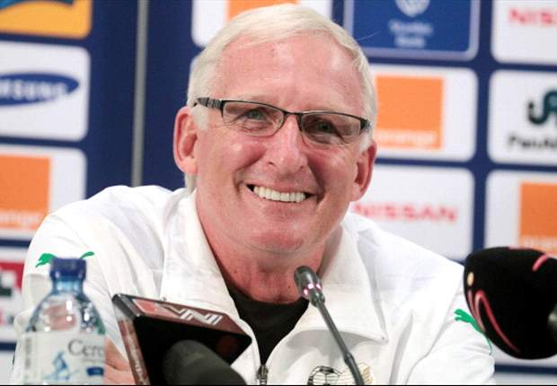Igesund: Bafana are not a finished product as yet