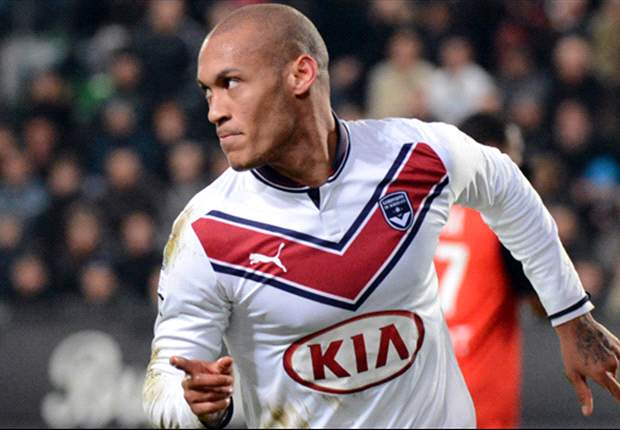 Newcastle complete signing of Gouffran from Bordeaux