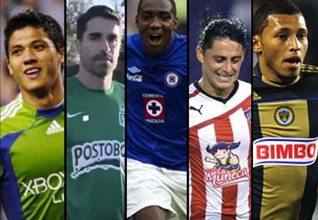 Los mejores 5 refuerzos del Fútbol colombiano