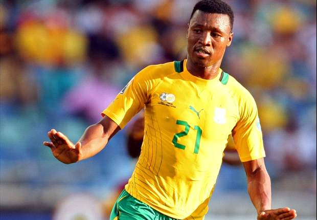 Sangweni: I knew I was going to score against Angola