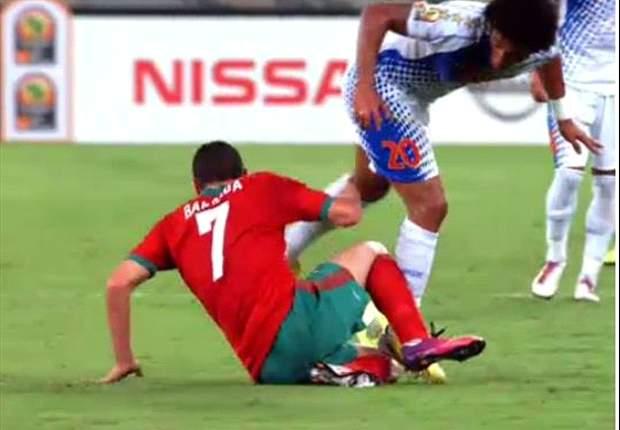 Marokko speelt wederom gelijk