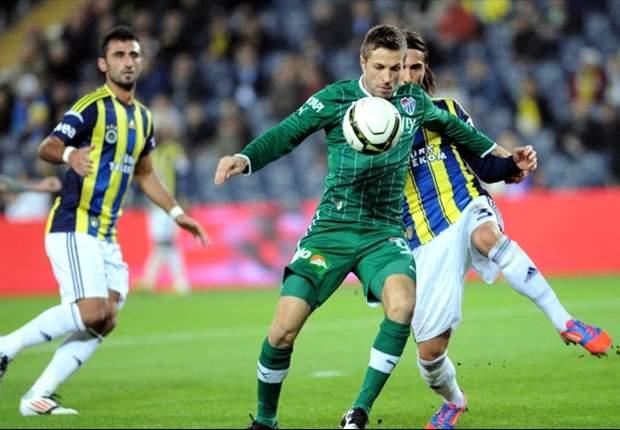 Fenerbahçe zeker voor volgende ronde beker
