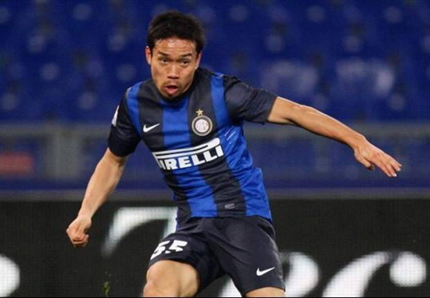 Inter's Nagatomo ruled out for the season