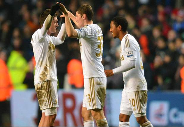 Hernandez confident of Europa League success with Swansea