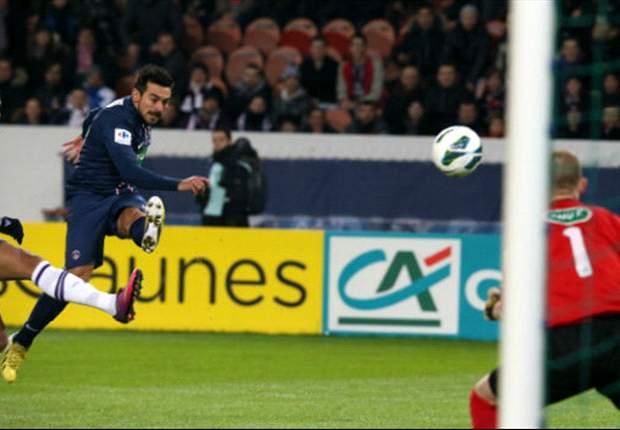 PSG vence o Toulouse e chega às oitavas de final da Copa da França