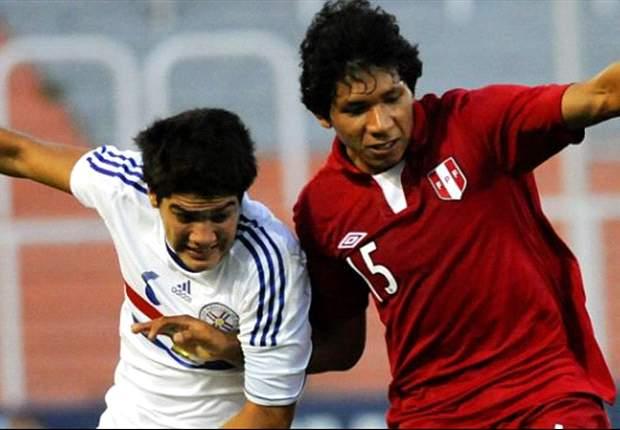 Perú y Paraguay empatan en el sudamericano sub 20