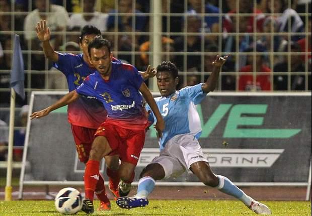 Nurul Azwan Roya makes his sixth appearance in the MSL Team of the Week