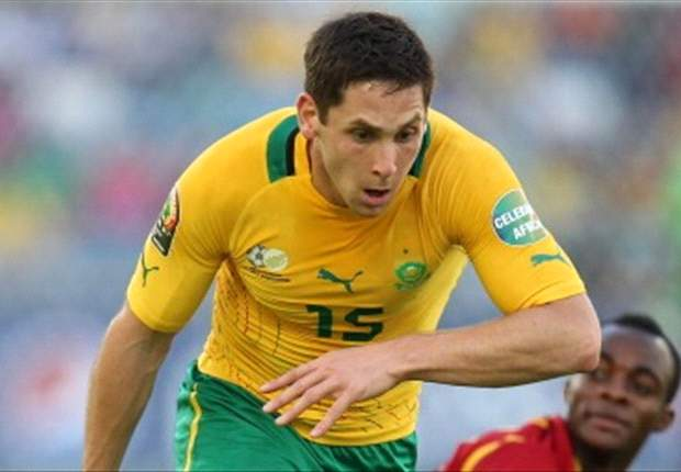 South Africa Player of the Week: Dean Furman - Bafana Bafana
