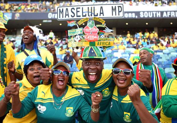 Editorial: I dreamed of fans blowing Vuvuzela's and the wonderful smiles of South African fans