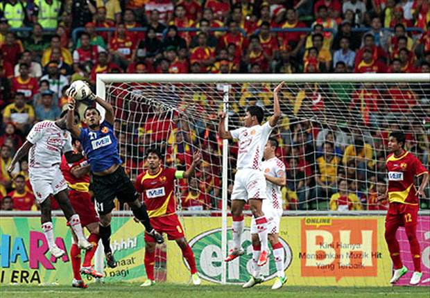 Selangor are through to the quarter-finals of the FA Cup