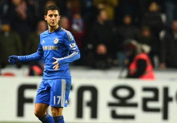 Hazard pode ter punição severa por incidente com gandula
