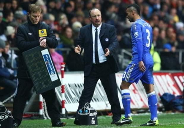 Benitez wil langer bij Chelsea blijven