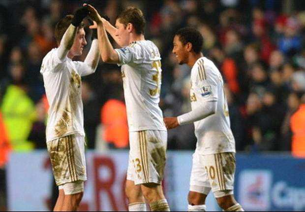 Swansea will be classed as English if they qualify for Europa League