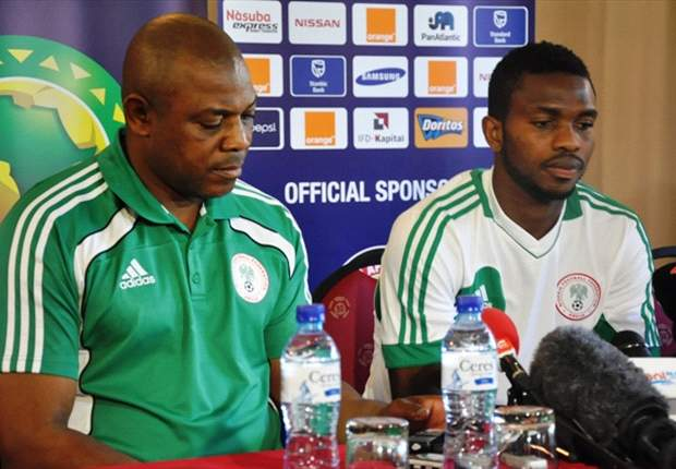 Super Eagles land in Rustenburg; plead for fair officiating in remaining matches