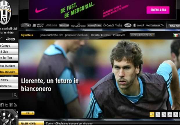 Juventus Konfirmasi Perekrutan Fernando Llorente