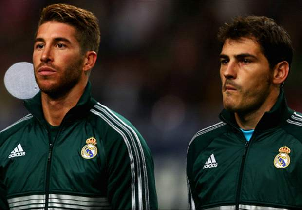 Casillas has had a tough time - Ramos