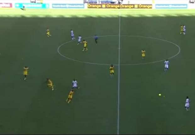 Penalty Mubarak beslist Ghana - Mali