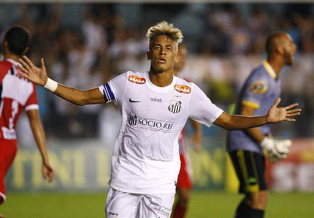 Neymar: I will not leave Santos for free
