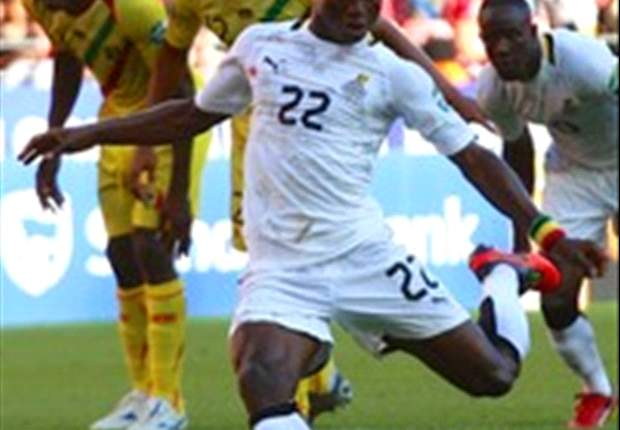 2013 Afcon: Mubarak Wakaso, Annan, Boakye Yiadom return to training
