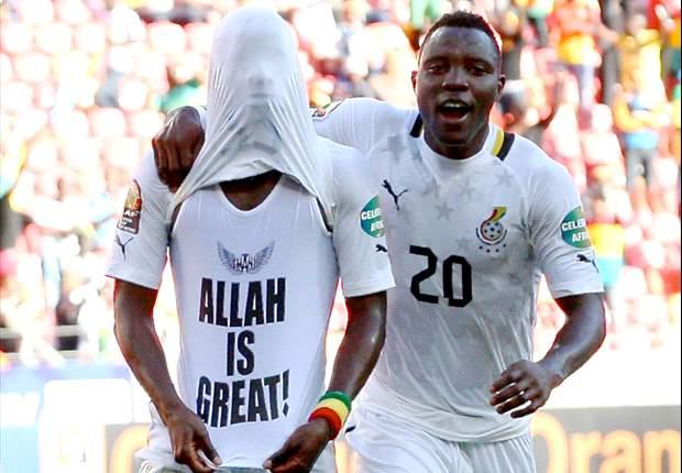 CAN - Appiah n'a pas apprecié le geste de Wakaso