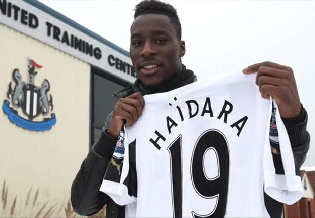Transferts - Haidara aussi à Newcastle (OFFICIEL)