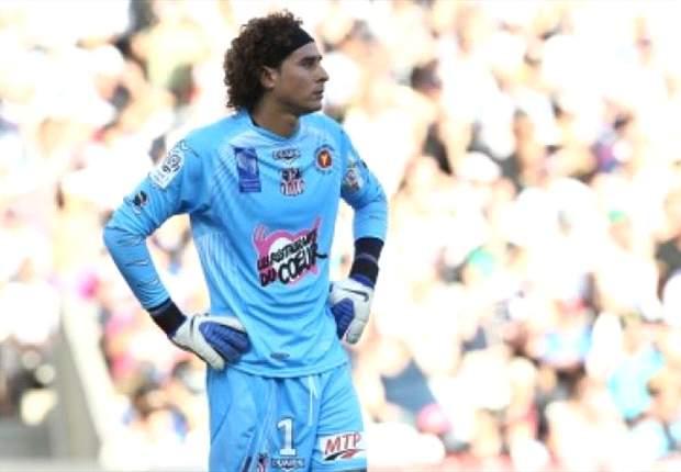 Ajaccio 3-1 O. Lyon: 'Osos' mata-gigantes con un Ochoa memorable