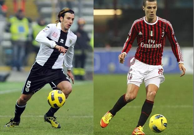 El AC Milan planea el traspaso de Cristian Zaccardo por Djamel Mesbah