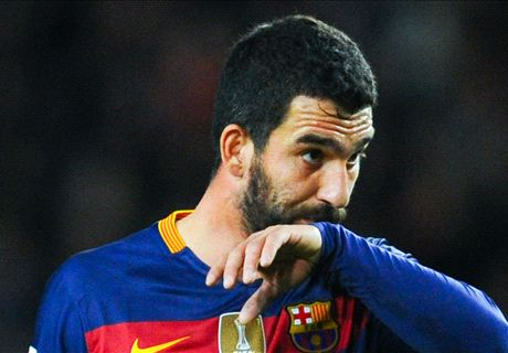 Arda Turan 'not leaving' Barcelona