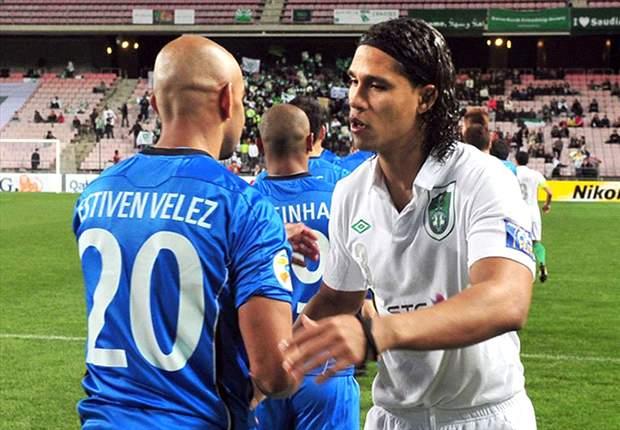 Palomino el árabe del gol